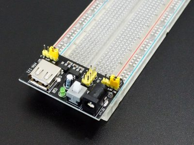 1660 Tie Point Solderless Electronic Breadboard Prototyping 225 x130 x 12mm