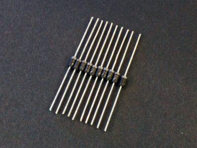 Diode 1N400X 10-Pack