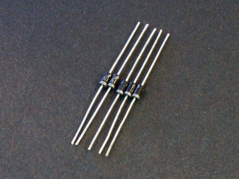 Diode 1N5819 5-Pack