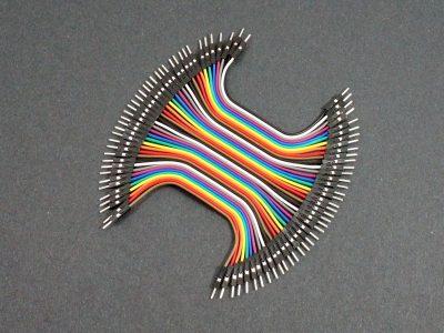 Jumper 10cm M-M 40-Pin