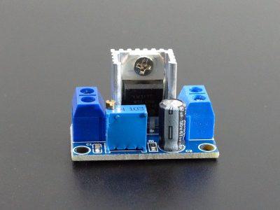 LM317 Module Front