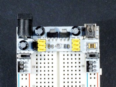 MH Breadboard Module Closeup