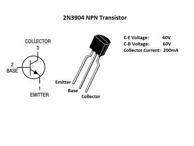 2N3904 Key Details