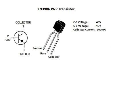 2N3906 Key Details