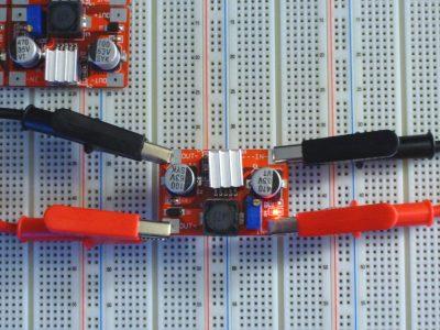 LM2577 Module Testing