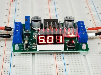 LTC1871 Boost Module - In Test