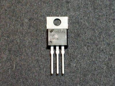 MOSFET FQP27P06