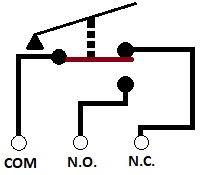 Microswitch Connections