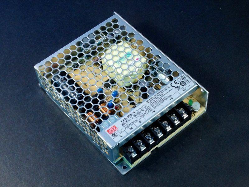 Power Supply LRS-100-24