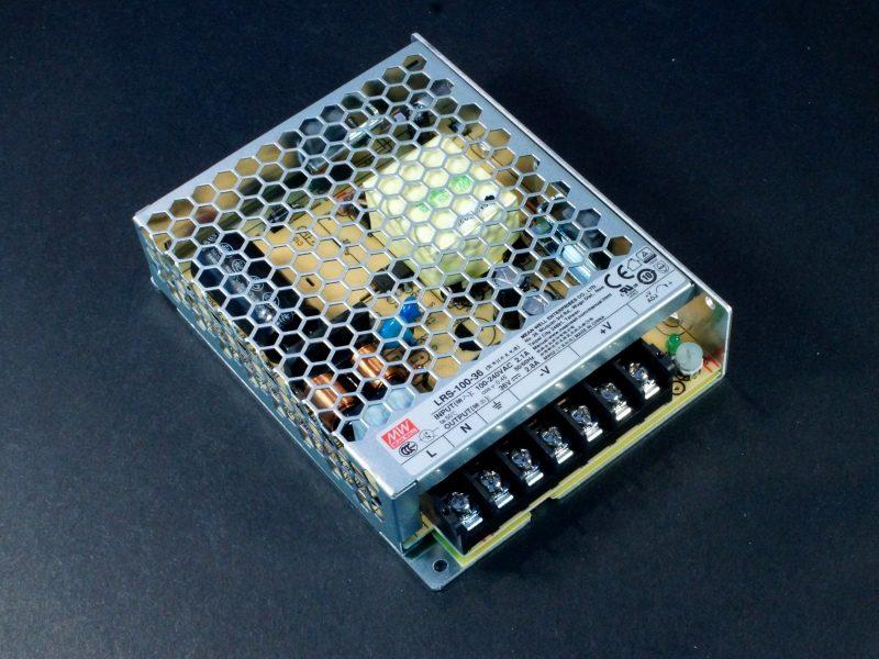 Power Supply LRS-100-36