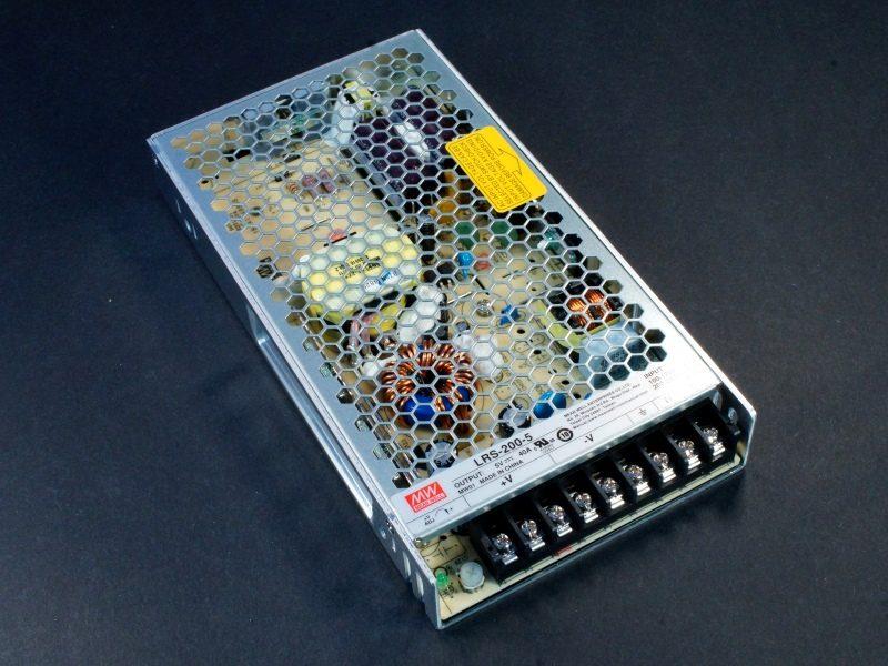 Power Supply LRS-200-5