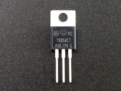Linear Regulator 7805 - 5V
