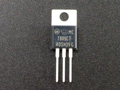 Linear Regulator 7809 - 9V