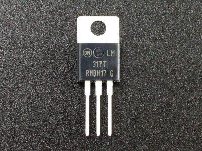 Linear Variable Regulator LM317 1.25 - 37V