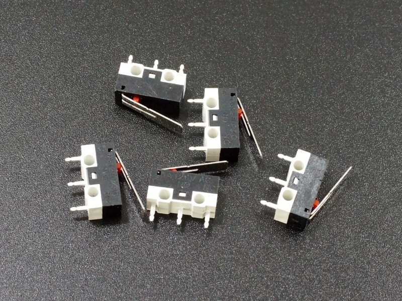 Switch Microminiature SPDT 2A