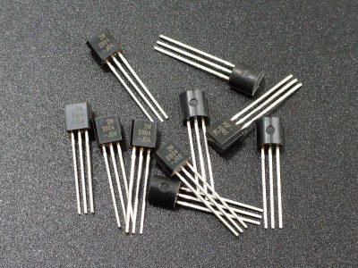 Transistor 2N3904 Qty 10