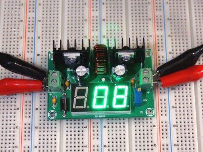 XH-M404 Module Testing