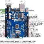 Arduino Uno Board Pinout