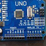 Arduino Uno R3 SMD - Closeup 2