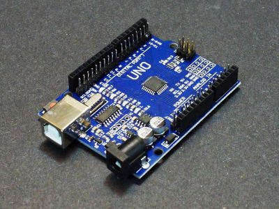 Arduino Uno R3 SMD - With Headers Installed
