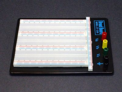 Breadboard Assembly 2390 Hobby Line - Side