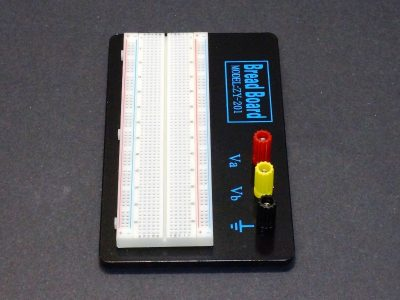 Breadboard Assembly 830 Hobby Line - Side