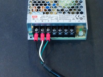 CAB-3 Medium Duty AC Power Cord - Connections