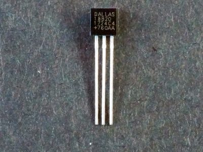 DS18B20 Digital Temp Sensor