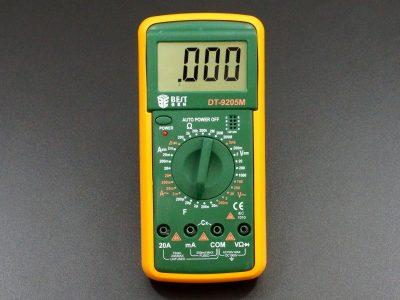 DT9205M Display