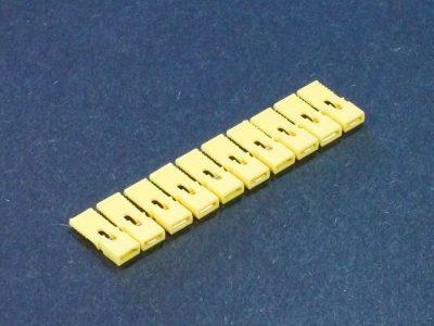 Header Shunt Yellow 10-Pack