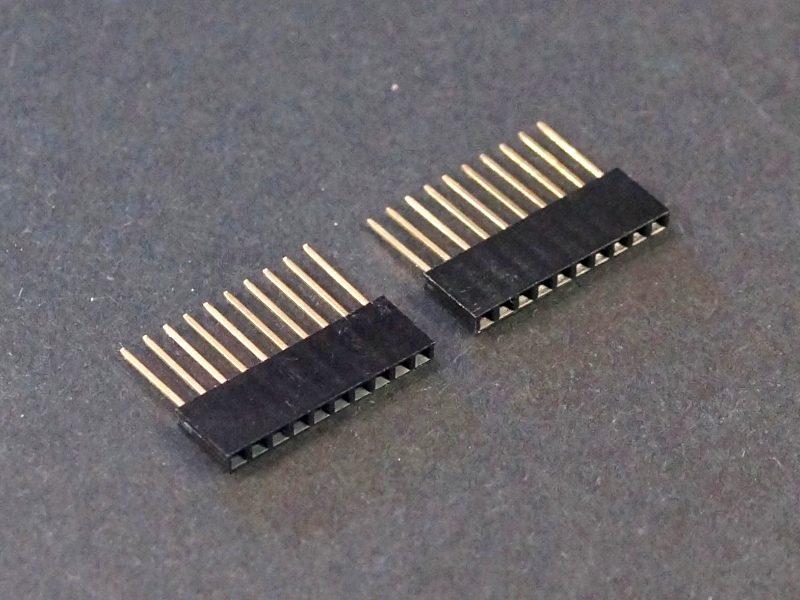 Header Stackable 1 x 10 2-Pack