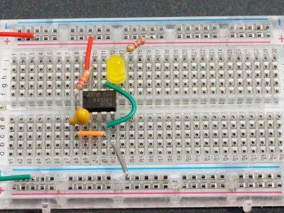 Jumper Wires U-Shaped Application