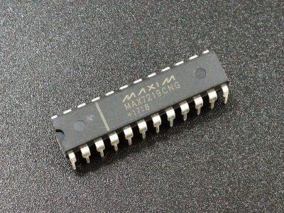 MAX7219 LED Driver