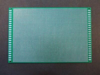 PCB-12 12x18 cm Universal PCB Board - Top