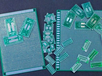PCBs - Prototype & Adapter