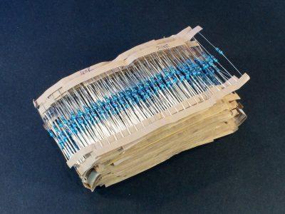 Resistor Kit 1% 1/4W 1460Pcs