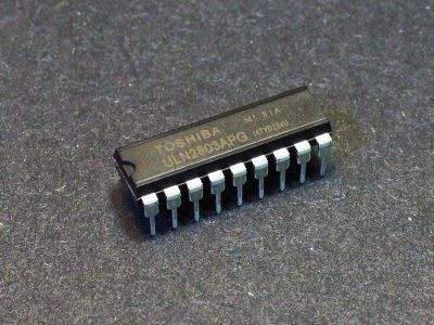 ULN2803 Darlington Transistor Array