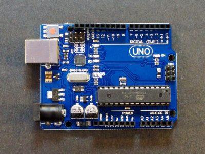 Arduino Uno R3 - Top