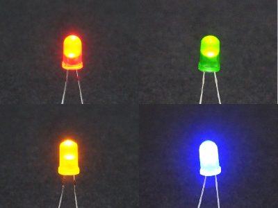 LED Combo 5mm Operating