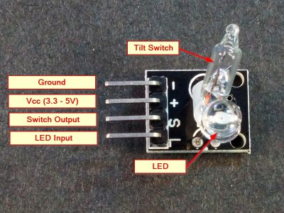 Magic Light Cup Module Connections