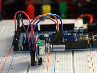 Rotary Encoder Module Testing