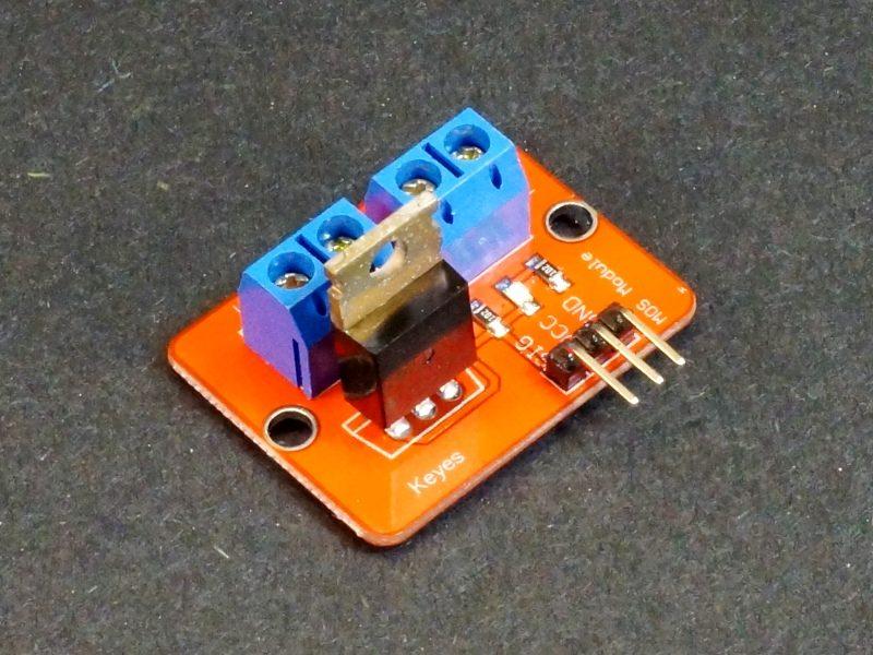 IRF520 MOSFET Breakout Board