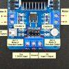 L298N Dual H-Bridge Motor Control Module - Connections