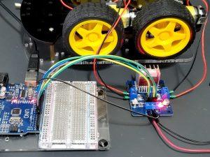 L298N Dual H-Bridge Motor Control Module - Testing