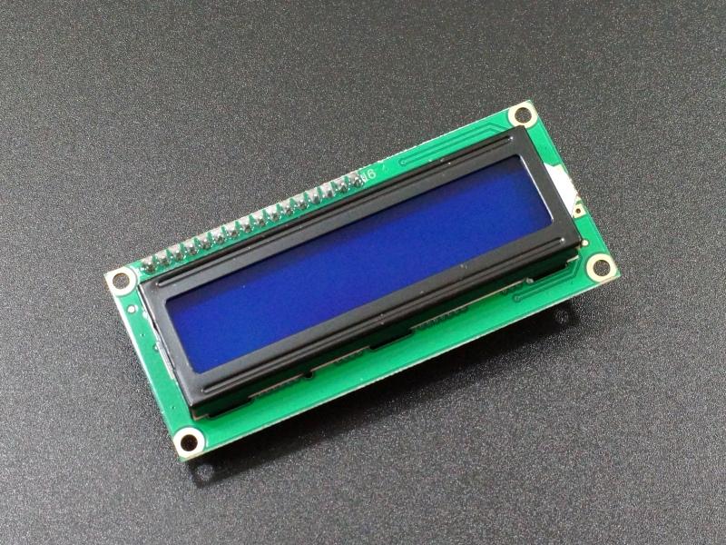 LCD1602 I2C Blue