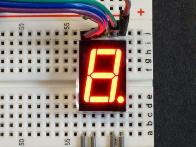 LED 7-Segment 0.56 inch - Red