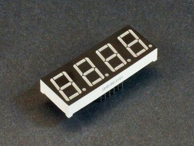 LED 7-Segment 0.56 inch X 4