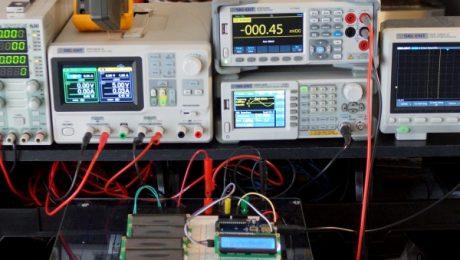 Testing 16x2 LCDs