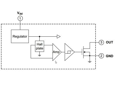 AH337 Block Diagram