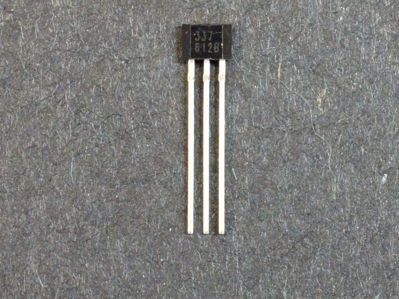 AH337 Digital Hall Effect Sensor